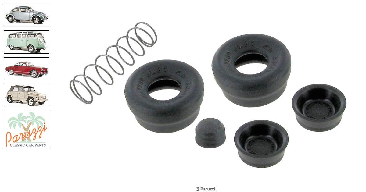 Volkswagen Beetle Wheel Brake Cylinder Rebuild Kit O 19 05 Mm Number 1210 113 698 273