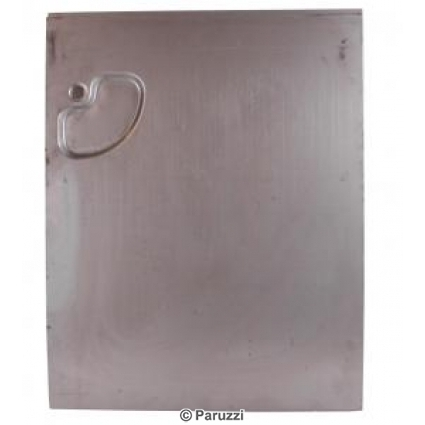 Cargo door outer panel (front) till waistline