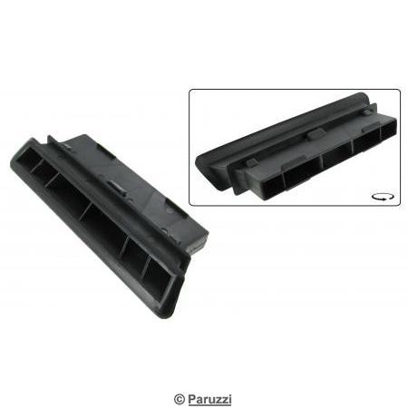 Dash heater/fresh air vent left or right (each)