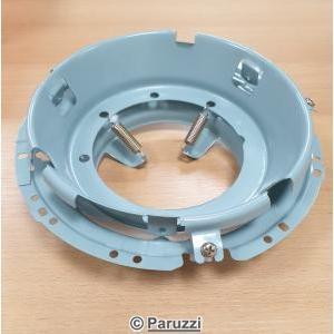 Headlight assembly for Sealed beam bulb each.
