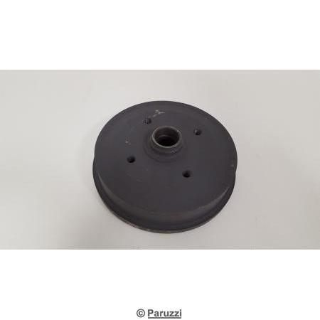 Brake drum front (4 x 130 mm)  each.