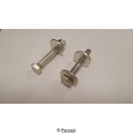 Excenter bolt kit            pair.