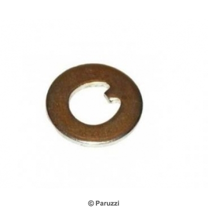 Front bearing trust washer  pair.
