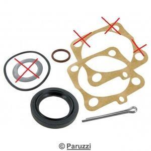Swing axle  gasket kit (basic kit) one side.