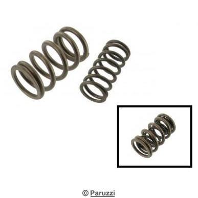 Double racing valve spring 8 pcs.