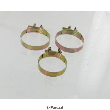 Manifold boot clamps 4 pcs.