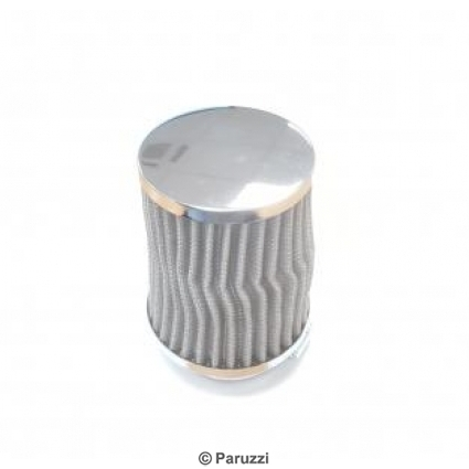 POD-Style air cleaner neck 51 mm height 120 mm ea.