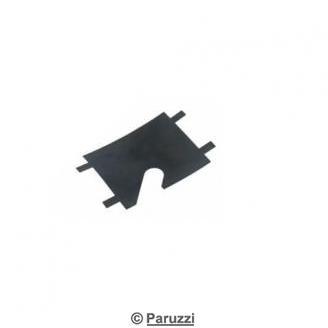 Deflector plates cylinder head pair.
