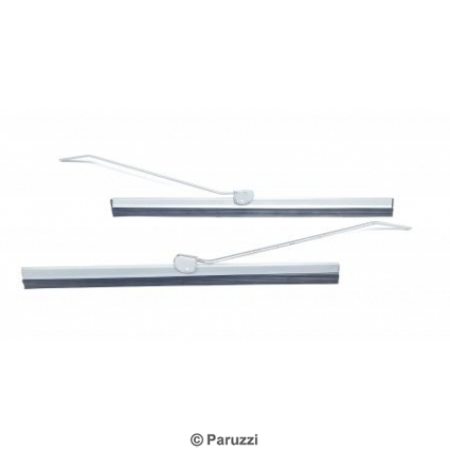 Wiper arm (incl. blade)  grey pair.