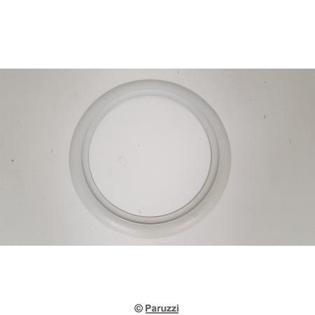 White Wall tire inserts 4.5 cm 4 pcs.