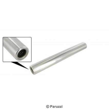 Tail pipes stainless steel (length 250 mm) pair.