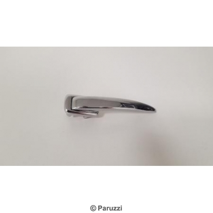 Door handle chrome without lock each.