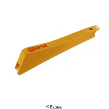Semaphore lens yellow (SWF style) pair.