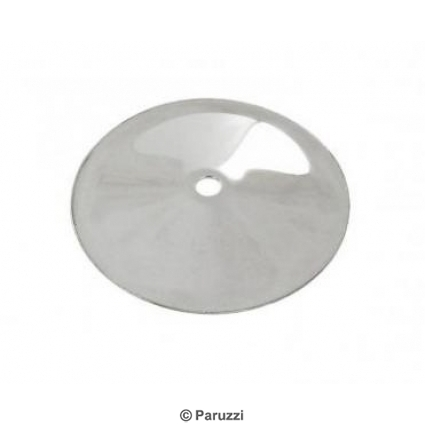 Torsion bar cover plate (two-piece) each side.