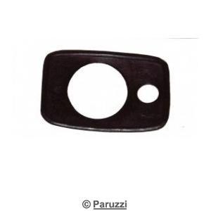 Seals door handle 4 pieces.