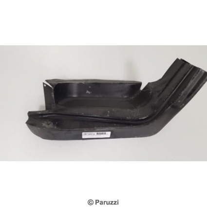 Complete front wheel arch (dog leg) B-quality left.