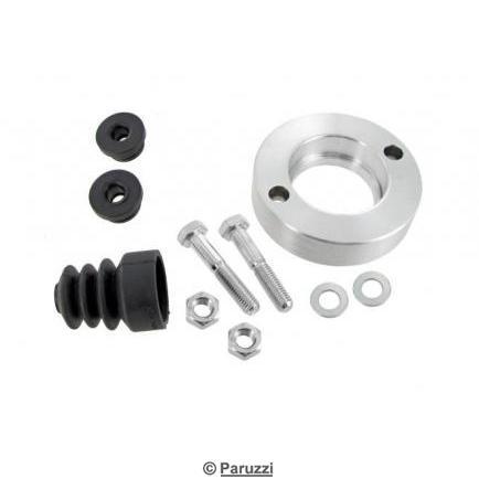 Conversion kit single to dual  brake circuit.