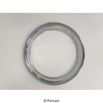 Wheel rings Stainless steel 4 pieces.