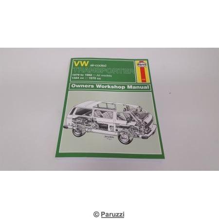 Book: Owner Workshop Manual .