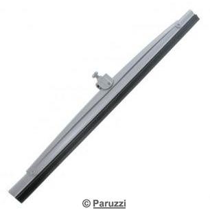 Wiper blades (silver) 300 mm pair.
