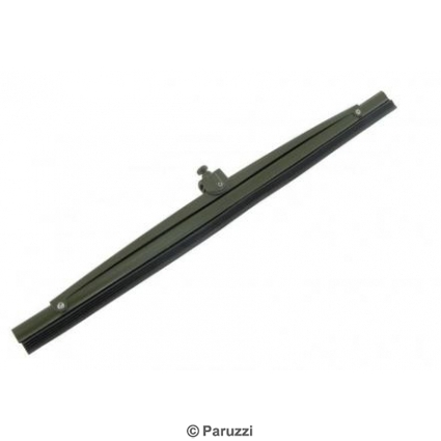 Wiper blades (olive green) 300 mm pair.