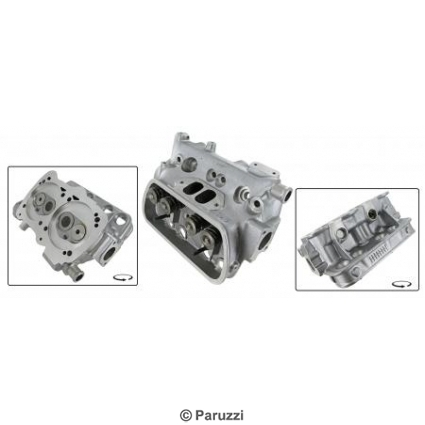 CYLINDER HEAD SINGLE PORT DAMAGED NEW COMPLETE FITS VW TYPE1 TYPE2 311101353A