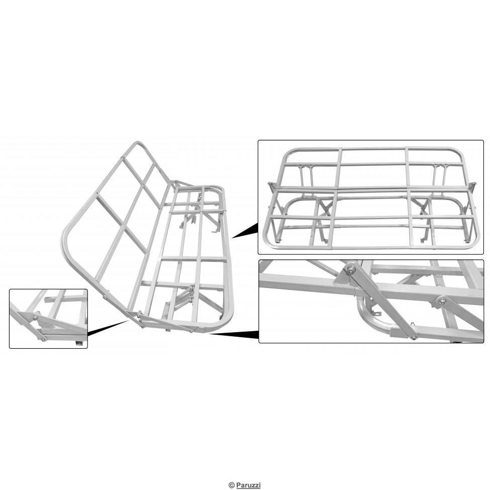 Volkswagen Vanagon/T25 Rock & Roll bed number 23601