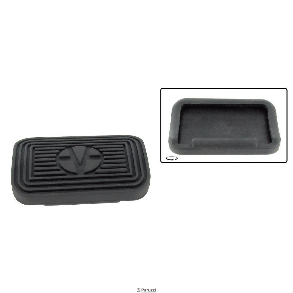 VW Beetle Pédale D/'accélérateur couvercle en caoutchouc